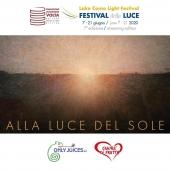 Siamo presenti come sponsor al Festival della Luce Lake Como 2020 - Streaming Edition ALLA LUCE DEL SOLE Tutti i giorni dal 7 al 21 giugno 2020 alle ore 18.30 sui canali social di Fondazione Alessandro Volta: 👉 YouTube https://www.youtube.com/channel/UCxoIxTbDWZajp-9sv7-f_ig 👉 Facebook https://www.facebook.com/fondazionealessandrovolta/ 👉 Instagram https://www.instagram.com/fondazione.volta/ 🔴 Il 21 giugno in prima serata andrà in onda su Espansione TV (Canale 19) la trasmissione dedicata al Festival con la straordinaria partecipazione di Alessandro Cecchi Paone, Andrea Giuliacci, Fabiano Ventura Photographer e Michel Mayor. #sponsorship #festivaldellaluce #lakecomo #festivalsponsor #summeriscoming☀️ @festivaldellaluce