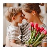"""❤ """"Mamma...la parola più bella sulle labbra dell'umanità"""" ❤ Auguri a tutte le mamme del mondo. #cuoredifrutta #fruttafrullata #mamma #festadellamamma #augurimamma #agricolturabiologica #cuoredimamma #cuoredifrutta"""