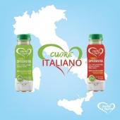 Cuore di frutta! Cuore Italiano! Buon 2 Giugno!🥰🇮🇹 #festadellarepubblicaitaliana #2giugno #cuoreitaliano #cuoredifrutta #spremutabiologica #italianday #biologicdrink